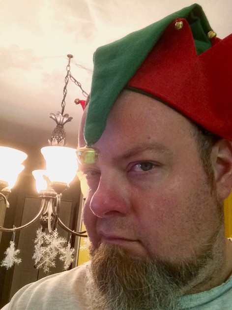 Grumpy Elf