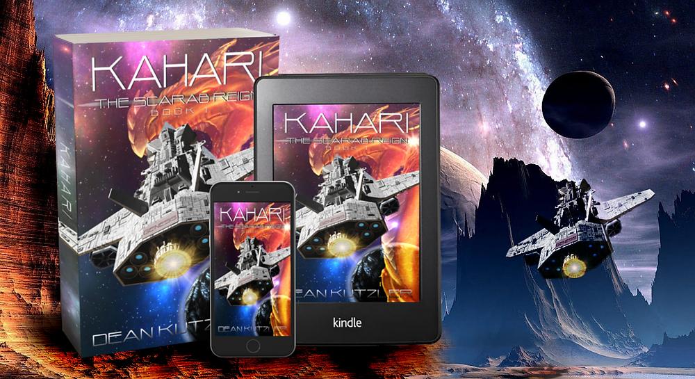Kahari: The Scarab Reign Book 1