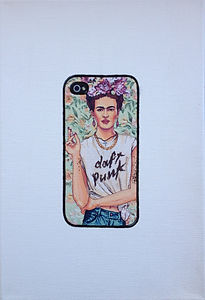 Kate Arthur_2015_Hashtag Frida 3_oil on