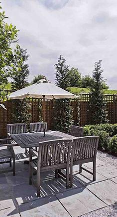 Aménagement extérieur jardins d'auge
