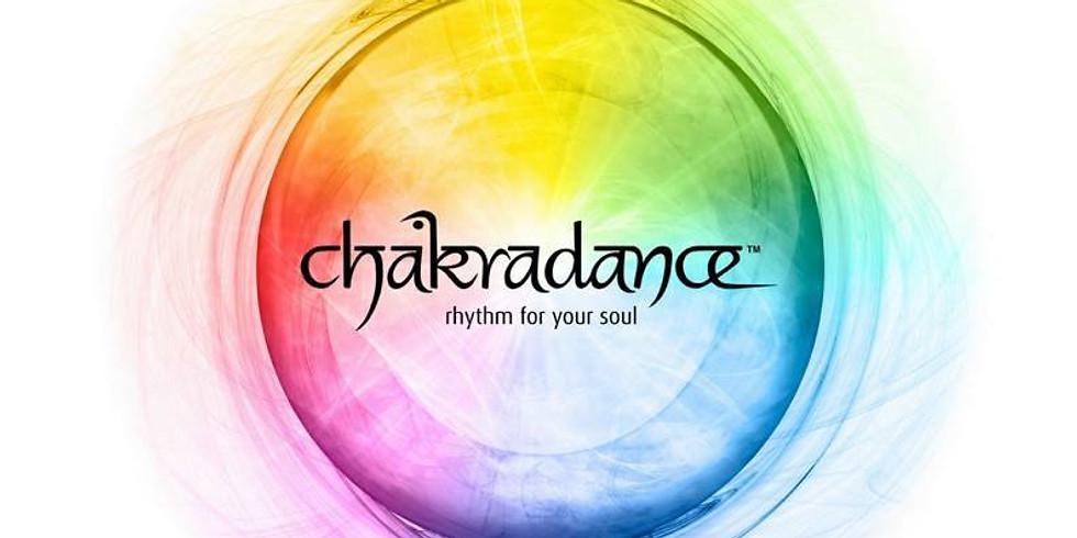 Week-end Chakradanse & yoga  4 & 5 Mai 2019