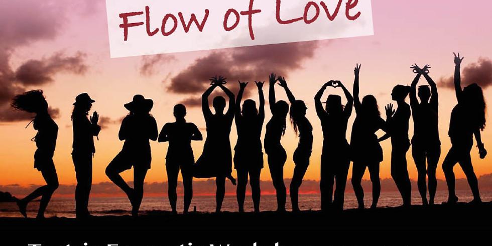 FLOW OF LOVE TANTRIC JOURNEY- Kundalini Yoga & Chakradance & Tantric exercises...