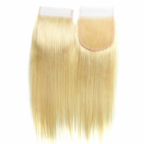Bee Flawless Russian Blonde (613) Lace Closure 4x4/5x5