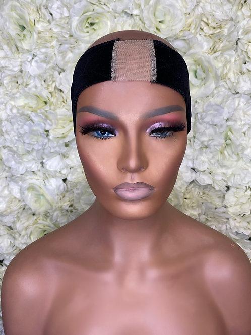 Bee Flawless Velvet Non-Slip Headband