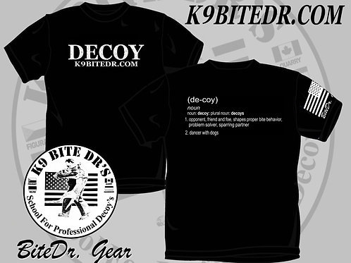 Decoy (de-coy)Shirt