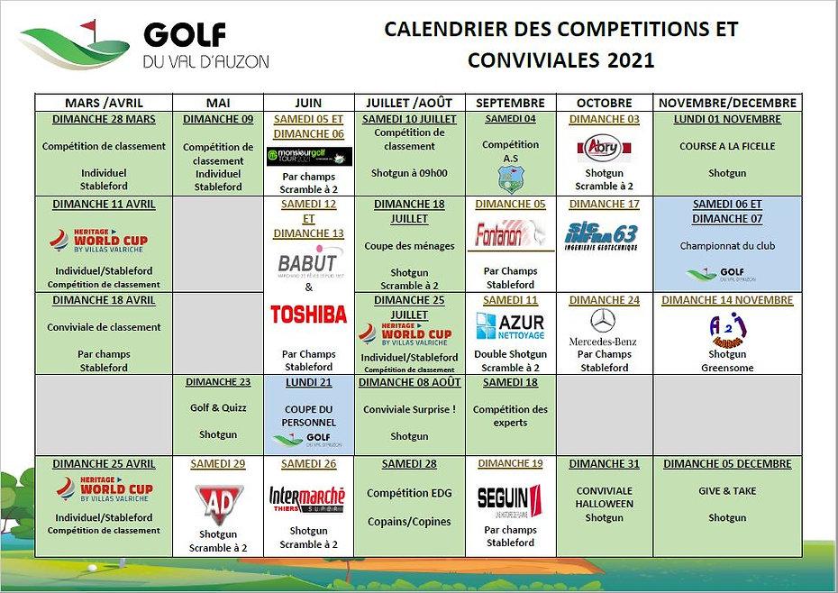 Calendrier conviviales et competitions 2021.JPG