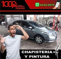 NUEVO DISEÑO 1000 AUTOS PANAMA CHAPISTER