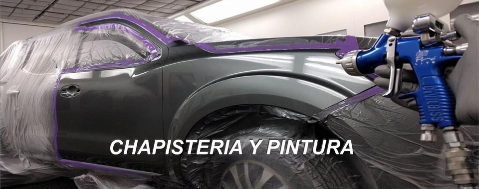 REPUESTOS 1000 AUTOS CHAPISTERIA Y PINTU