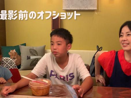 【youtube完成!!】素人、初の食レポ。果たしてかき氷の美味しさは伝わるのか??
