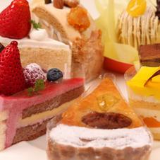 ショートケーキ各種 350円~