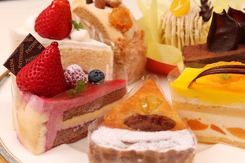 ショートケーキ各種