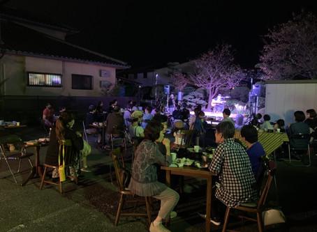 """最高の夜""""お月見ライブ"""""""