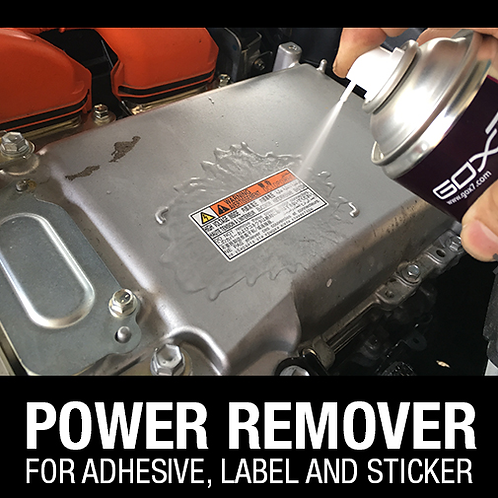 POWER REMOVER (adhesif,etiquette,stikers)