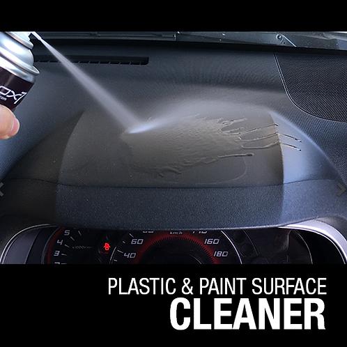 Plastic & paint surface cleaner