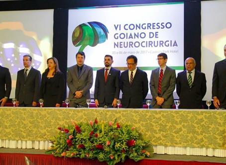 ACONTECEU: VI Congresso Goiano de Neurocirurgia
