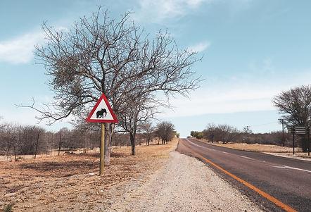 Khaya Ndlovu_Hoedspruit Road Sign