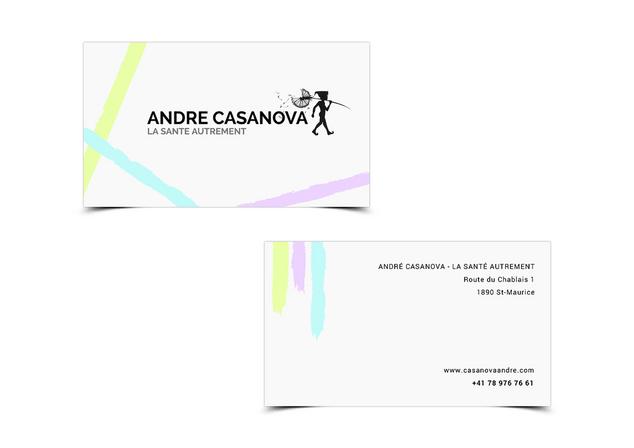 ANDRÉ CASANOVA - La santé autrement