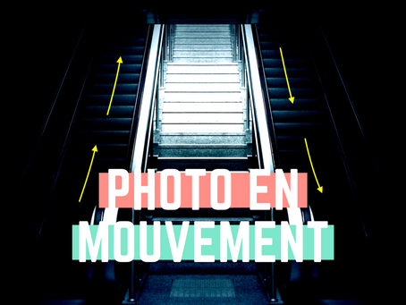 Photos en mouvement
