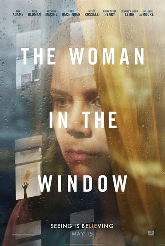 La Femme à la fenêtre