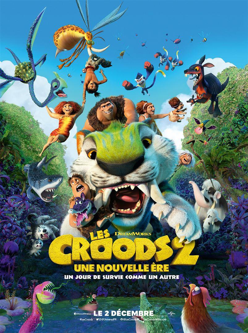 Les Croods 2 - une nouvelle ère