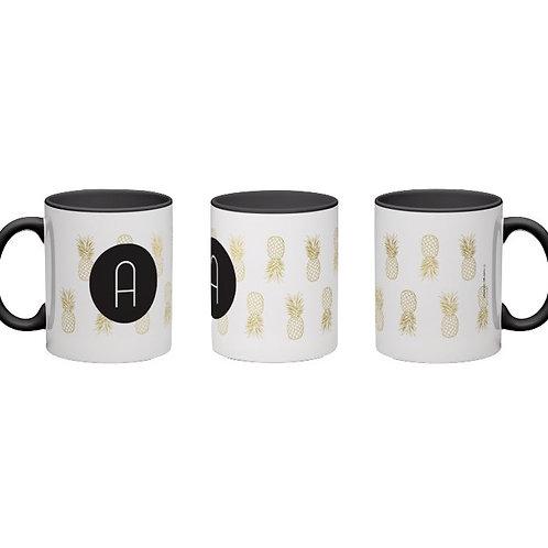 Mugs - Personnaliser initiale prénom