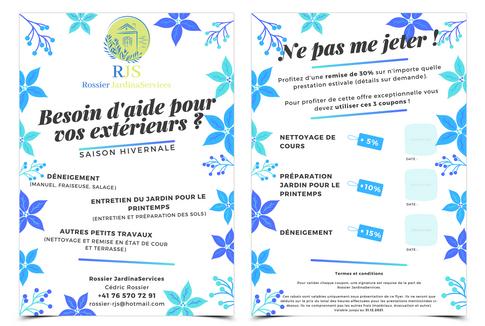 Rossier JardinaServices