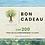 Thumbnail: Bon cadeau - CHF 200