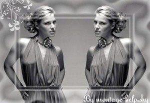 Les projections ou l'effet miroir