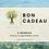 Thumbnail: Bon cadeau - 5 séances