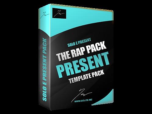 New Wave Rap Pack Cubase Present Template