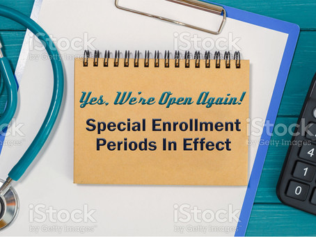 Medicare Enrollment Periods - What Can I Do Now?