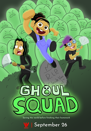 Ghoul Squad Poster
