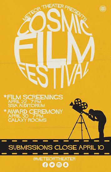 UTD Cosmic Film Festival