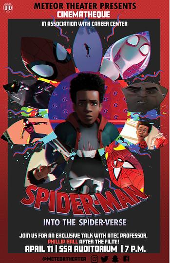 Spider-Verse UTD Meteor Theater