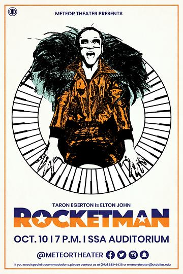 Meteor Theater Rocketman UTD