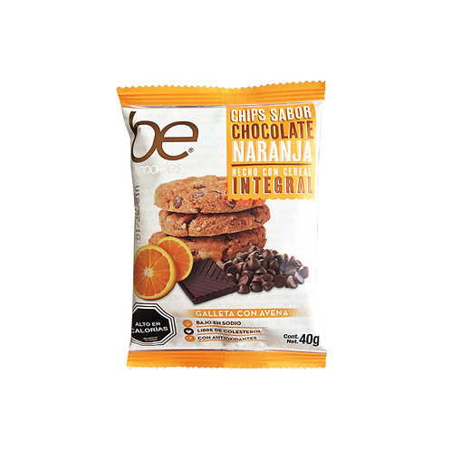48 unidades Galletón naranja chocolate (40 g.)