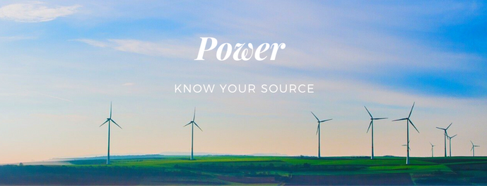 Power - Know Your Source