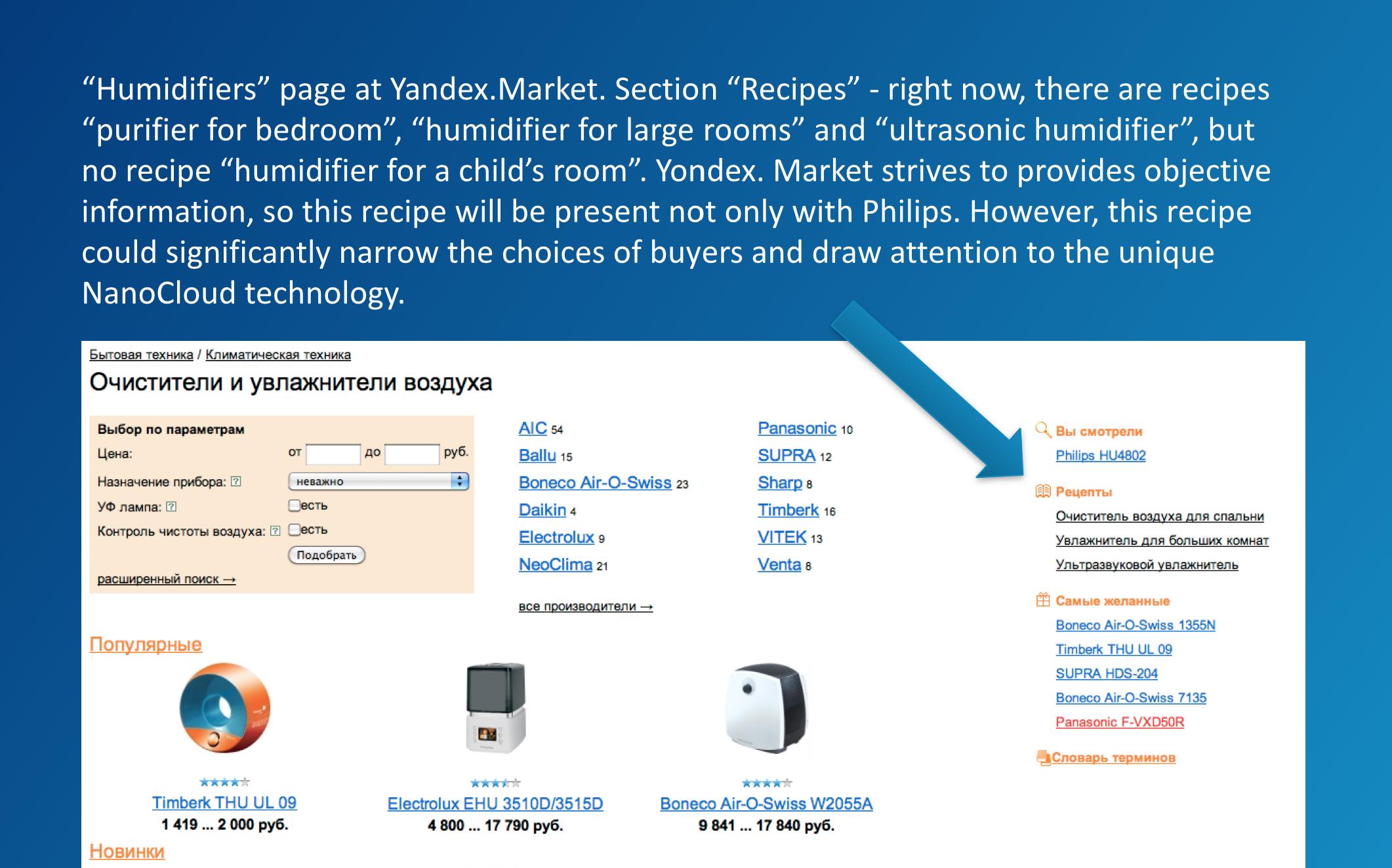 Yandex. Market