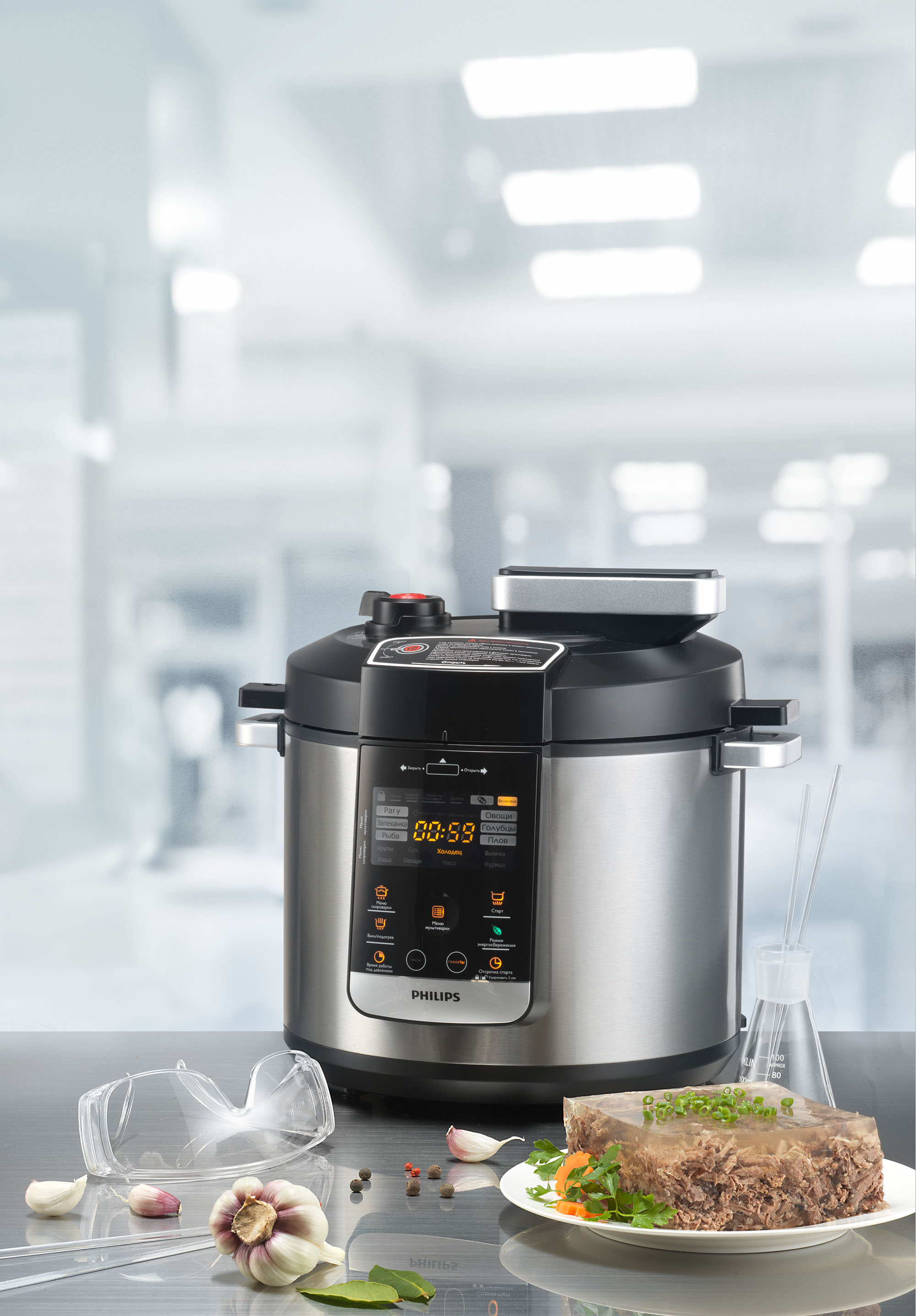 Philips Pressure Cooker HD2178
