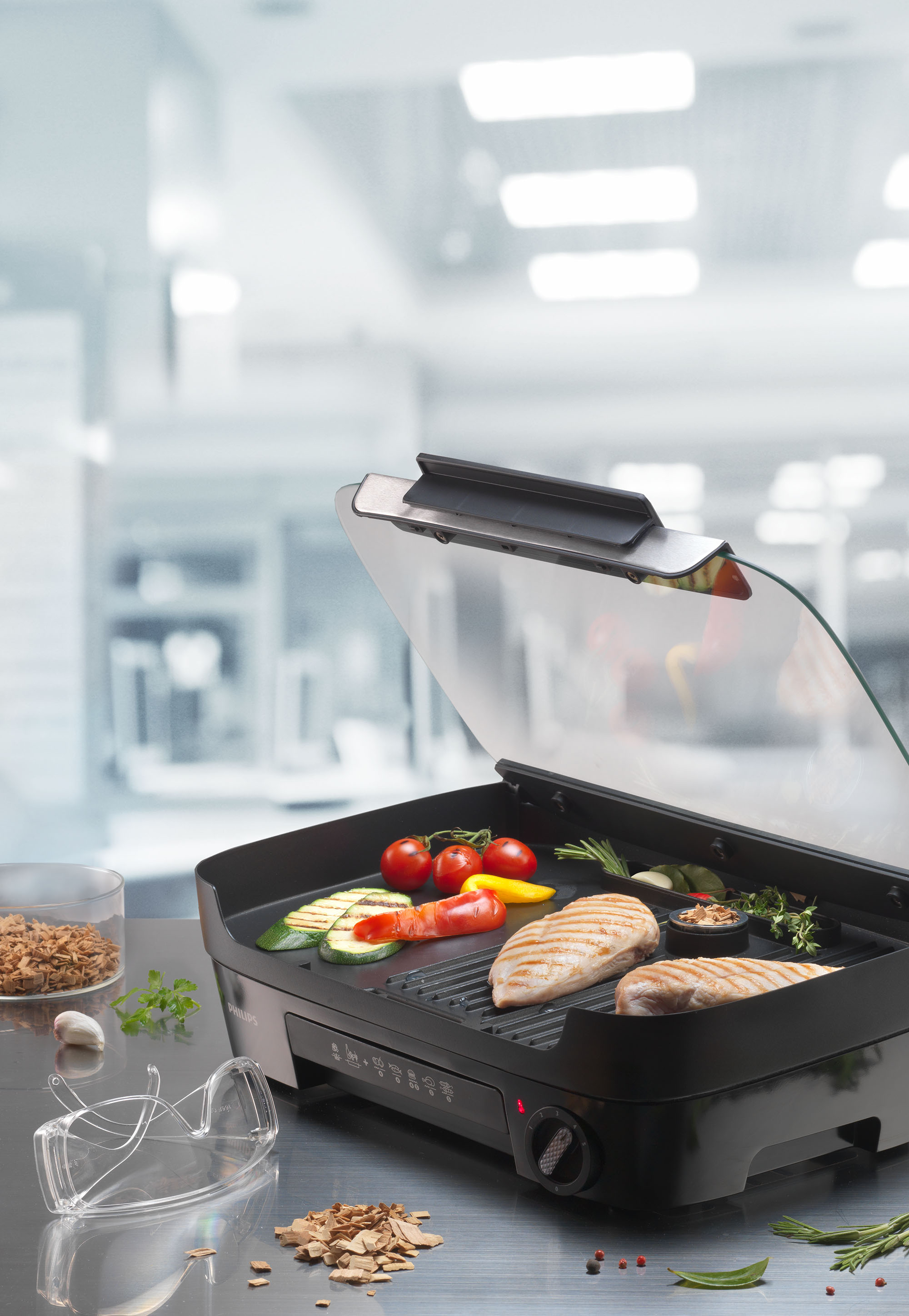 Philips Home Grill HD6360