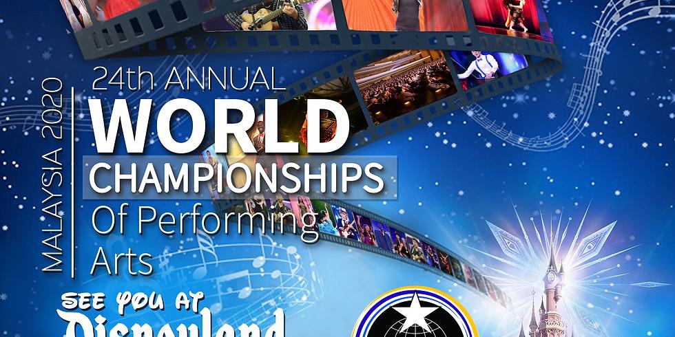 World Championships of Performing Arts. MALAYSIA