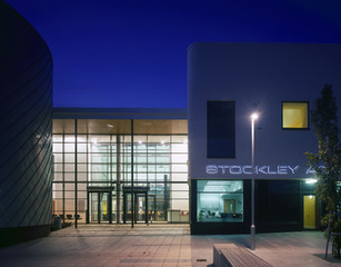 Stockley Academy front entrance