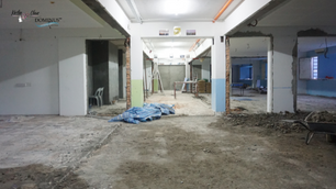 Construction: Conference Lounge 2