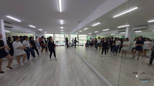 Construction:  Dance Studio 2
