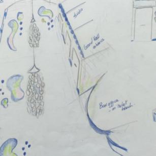 Sketch Foyer: Concept 2