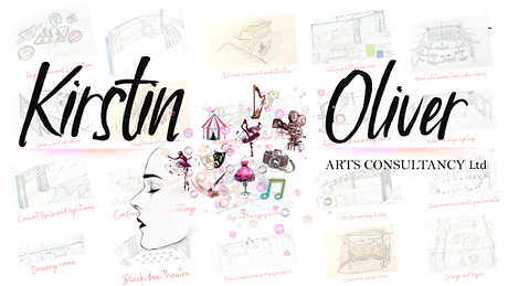Kirstin Oliver. Arts Consultancy Ltd.  Construction