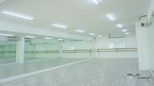 Construction: Dance Studio 3