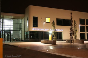 Stockley Academy entrance