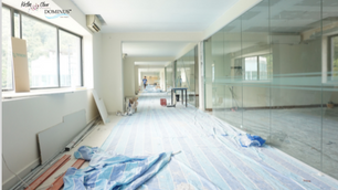 Construction: Conference Suites 7