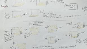 Sketch: Steinway Suites, doors and Acoustics 3